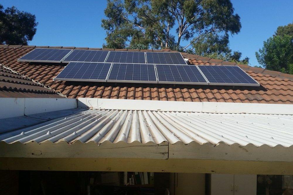 Al aan zonnepanelen gedacht