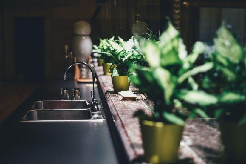 Richt je keuken gezellig en gerieflijk in