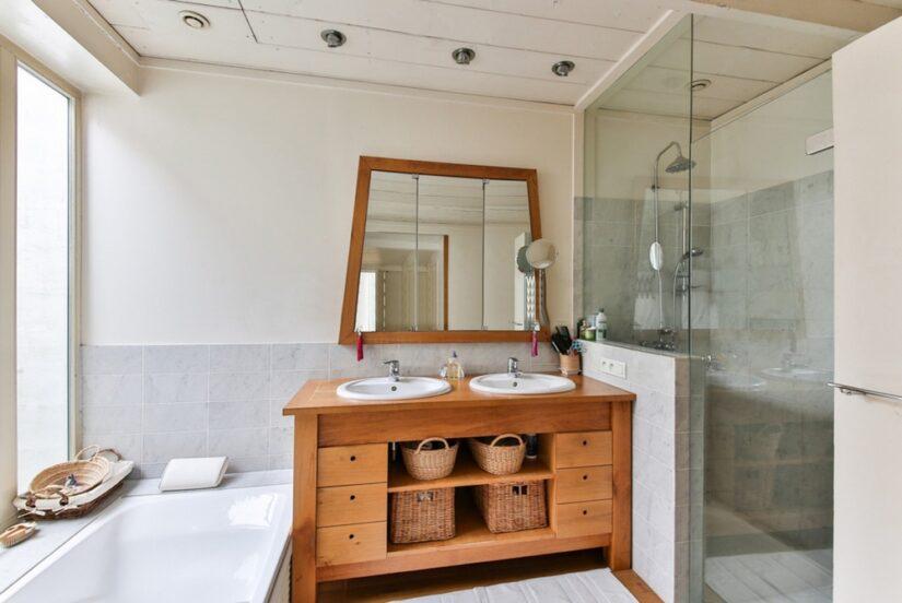 Benut de ruimte van je badkamer optimaal